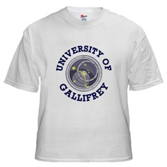 Doctor Who University Of Gallifrey T-Shirt